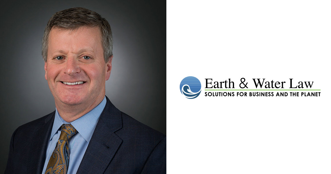 Earth & Water Law Welcomes New Partner Joe Dawley