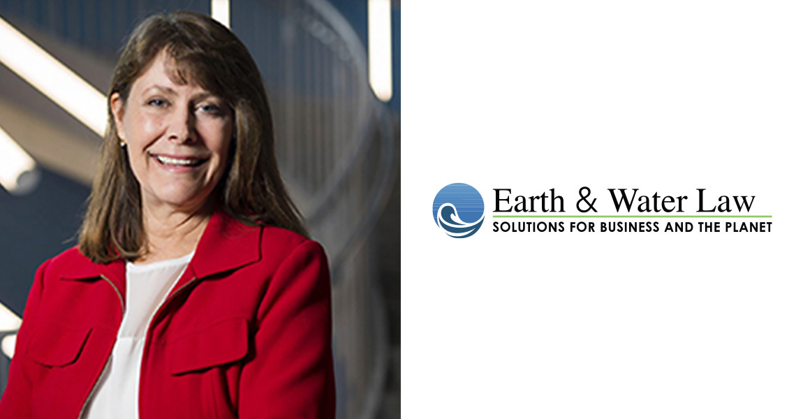 Earth & Water Law Partner Mary Ellen Ternes Announced as President of American College of Environmental Lawyers